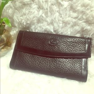 Dooney & Burke Black wallet